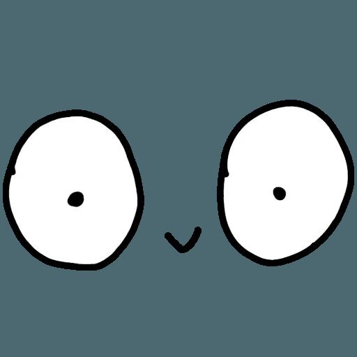 Eyes1 - Sticker 4