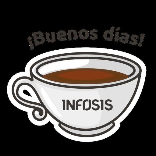 Infosis - Sticker 15