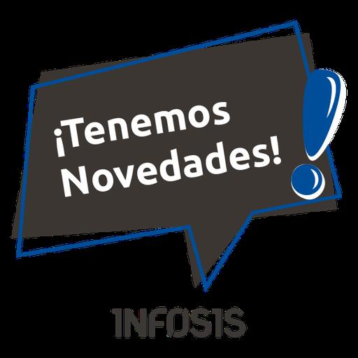 Infosis - Sticker 9