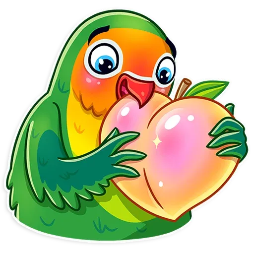 Bird - Sticker 8