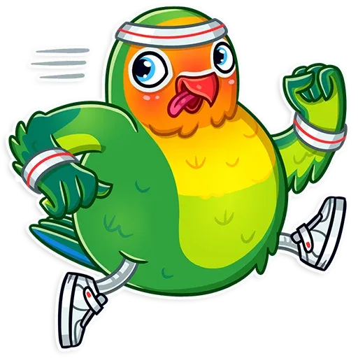 Bird - Sticker 12