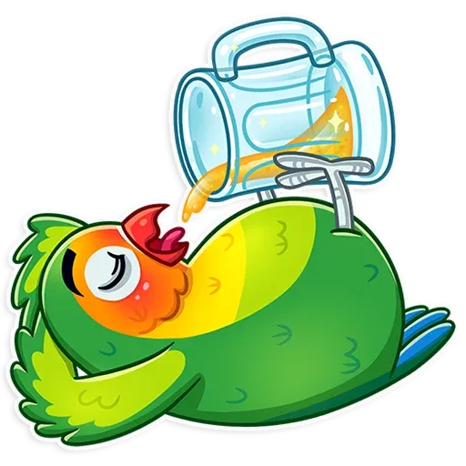 Bird - Sticker 30