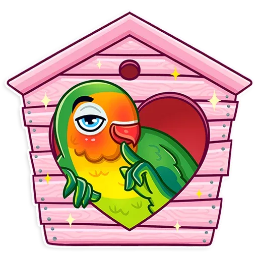 Bird - Sticker 19