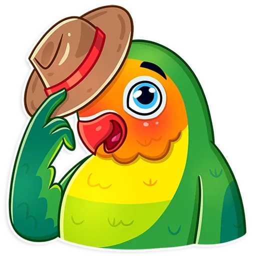 Bird - Sticker 5