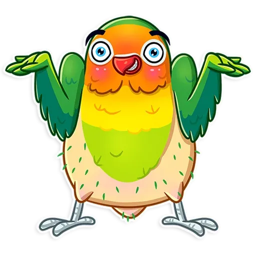 Bird - Sticker 7