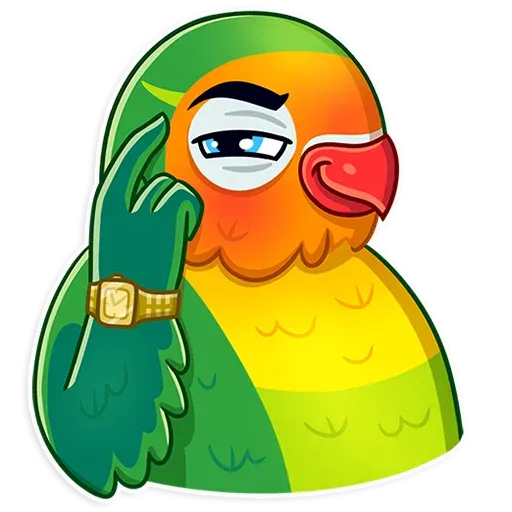 Bird - Sticker 27