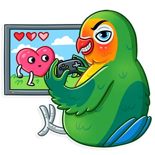 Bird - Sticker 26