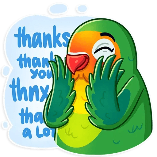 Bird - Sticker 23