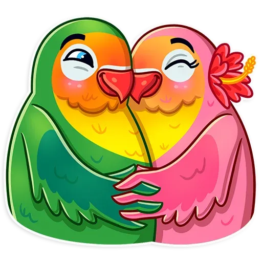 Bird - Sticker 11