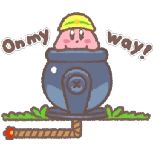 Kirby - Sticker 1