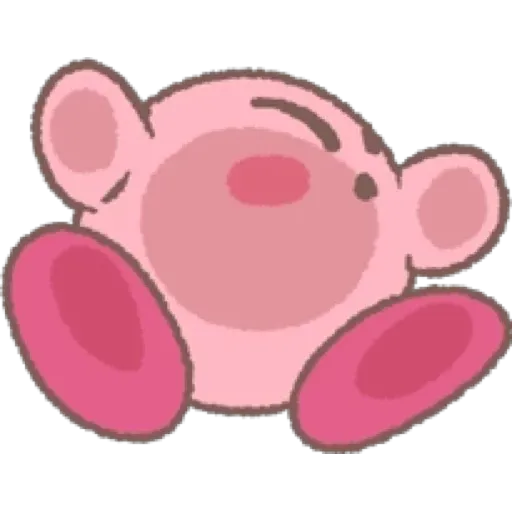 Kirby - Sticker 4