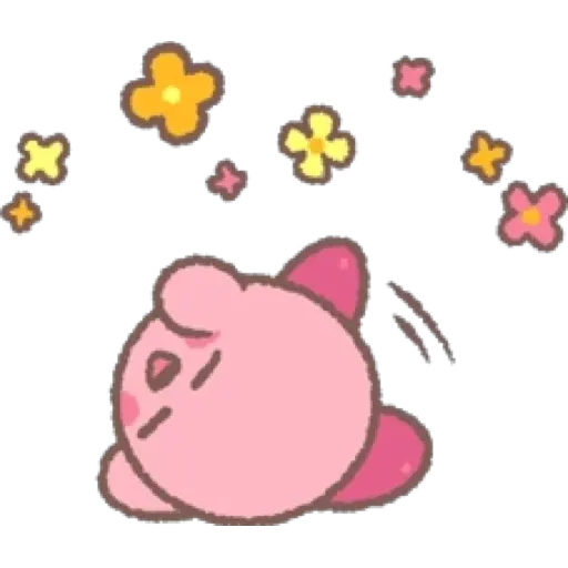Kirby - Sticker 3