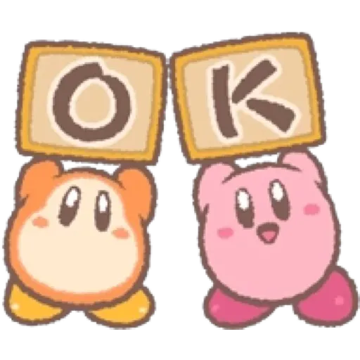 Kirby - Sticker 13
