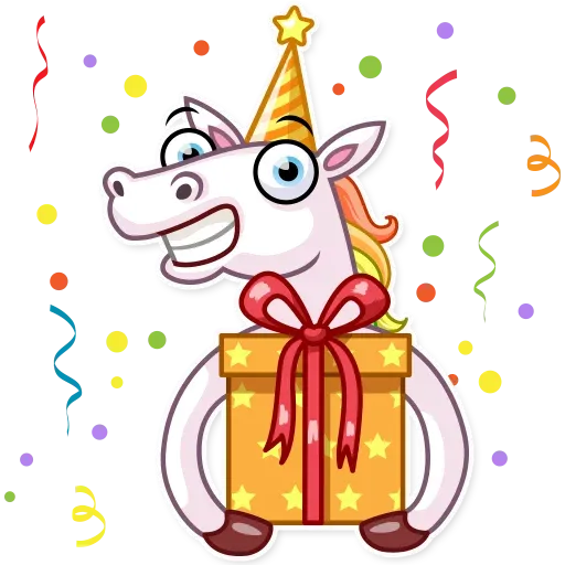 Unicorn - Sticker 5