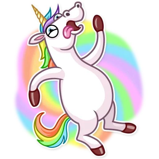 Unicorn - Sticker 26