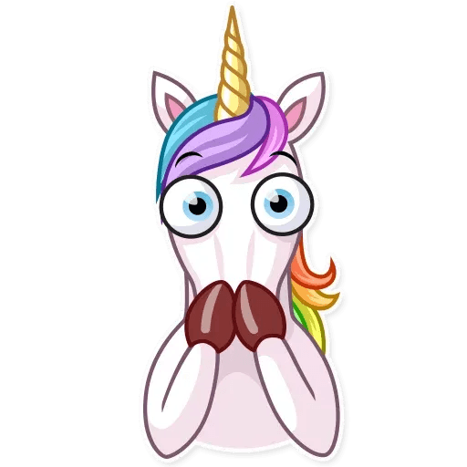 Unicorn - Sticker 1