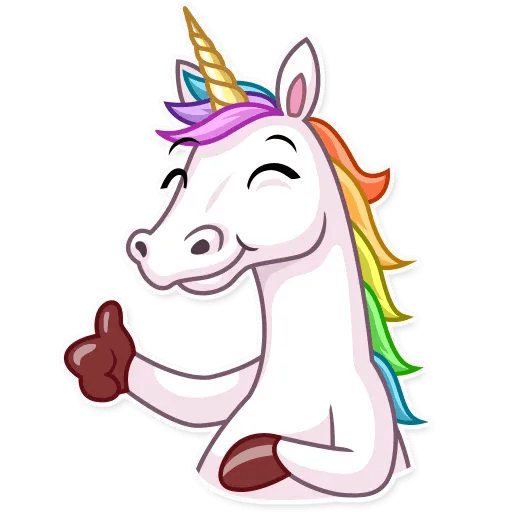Unicorn - Sticker 6