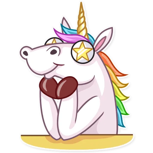 Unicorn - Sticker 22