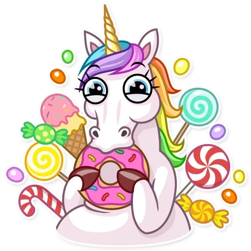 Unicorn - Sticker 27