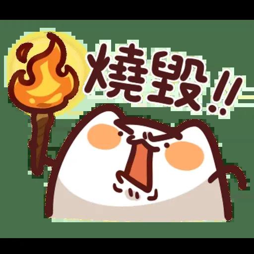 野生喵喵怪 - Sticker 17