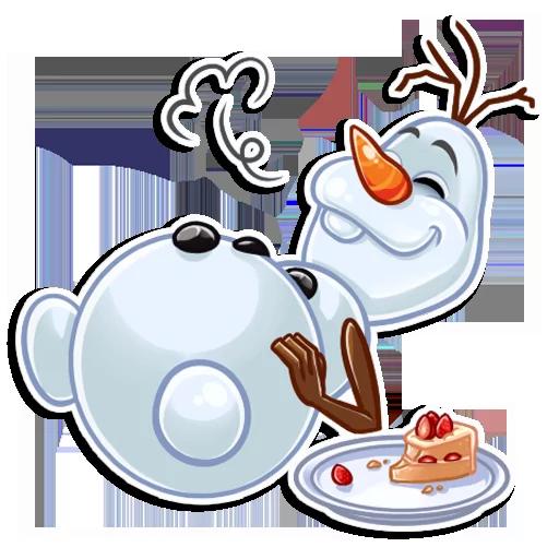 Olaf - Sticker 28
