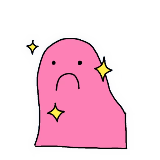Blobby - Sticker 8