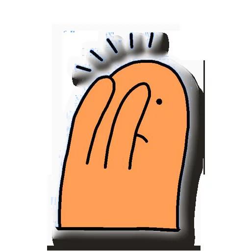 Blobby - Sticker 30