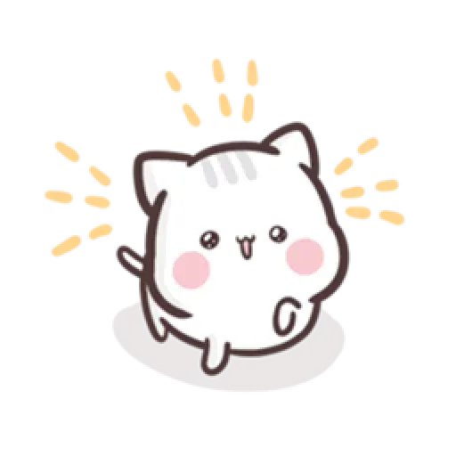 Clingy Kitty - Sticker 23