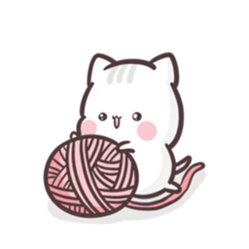 Clingy Kitty - Sticker 29