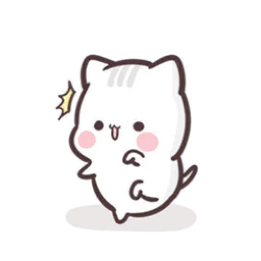Clingy Kitty - Sticker 20