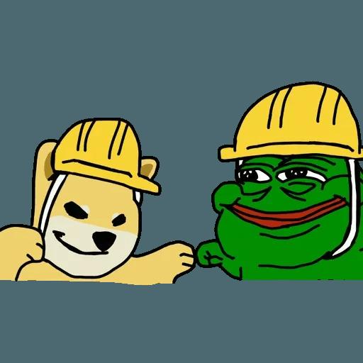 Pepe's - Sticker 17