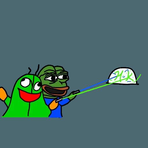 Pepe's - Sticker 13