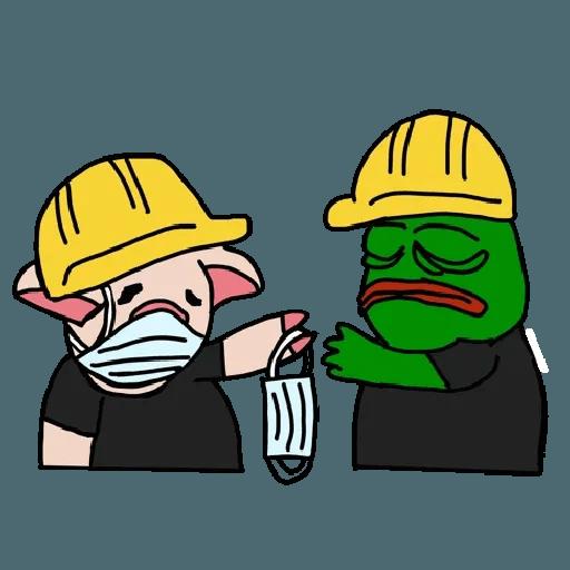 Pepe's - Sticker 16