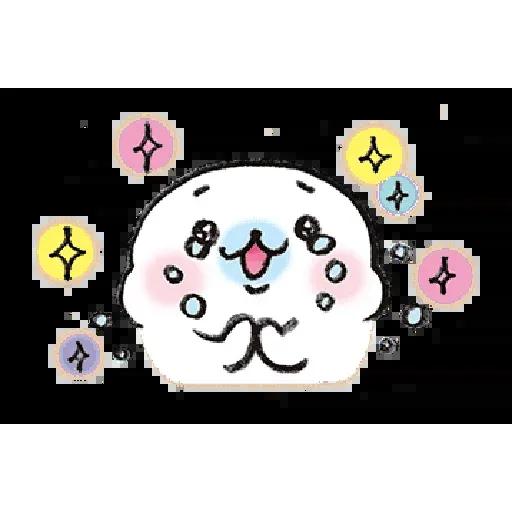 Mamegoma - Sticker 3