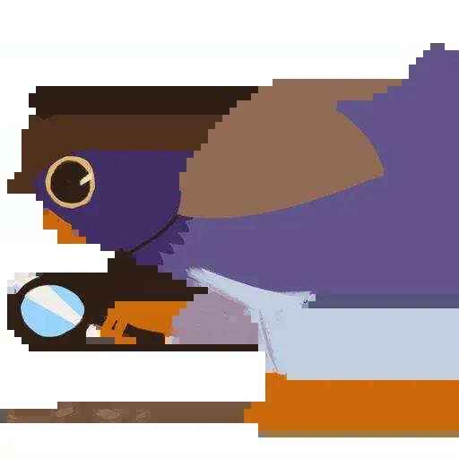 Trash Dove - Sticker 8
