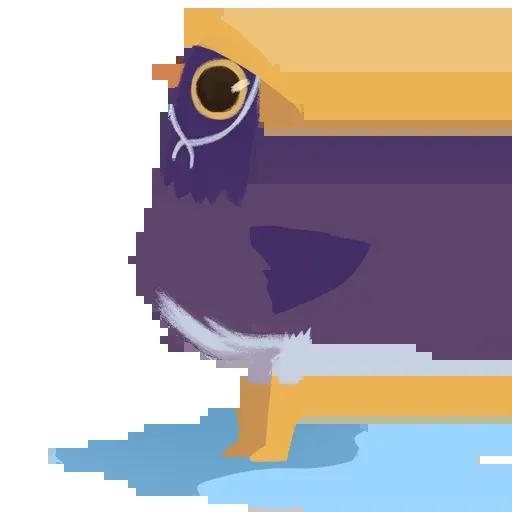 Trash Dove - Sticker 19