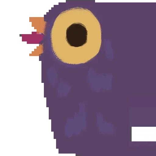 Trash Dove - Sticker 15