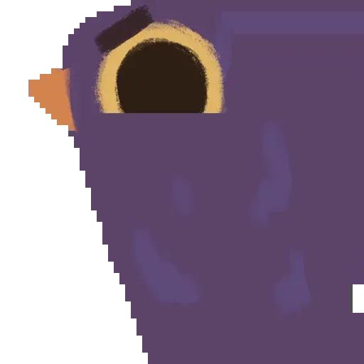 Trash Dove - Sticker 25