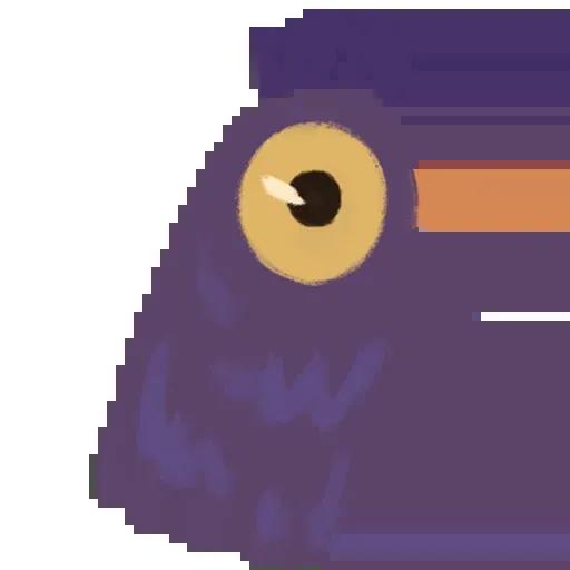 Trash Dove - Sticker 22