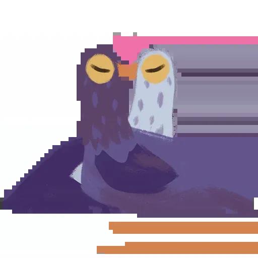 Trash Dove - Sticker 11