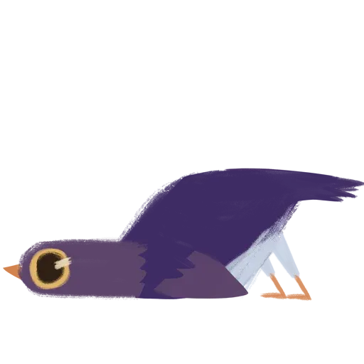 Trash Dove - Sticker 20
