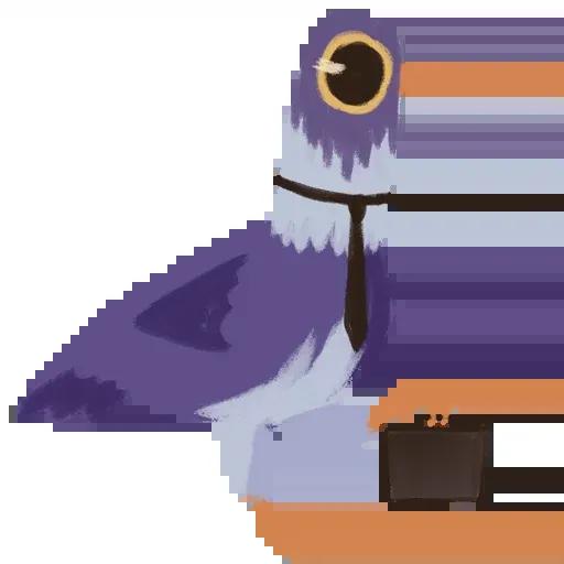 Trash Dove - Sticker 18