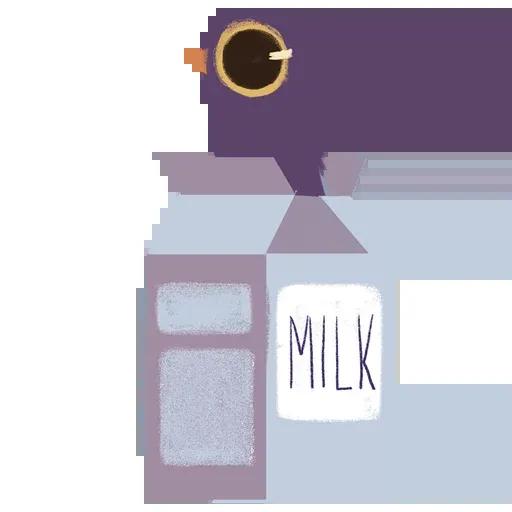 Trash Dove - Sticker 10