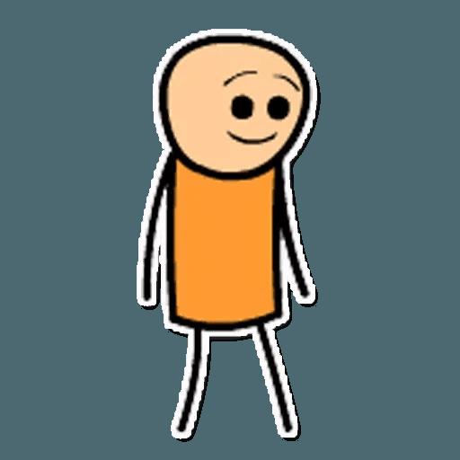 Цианид и счастье - Sticker 9