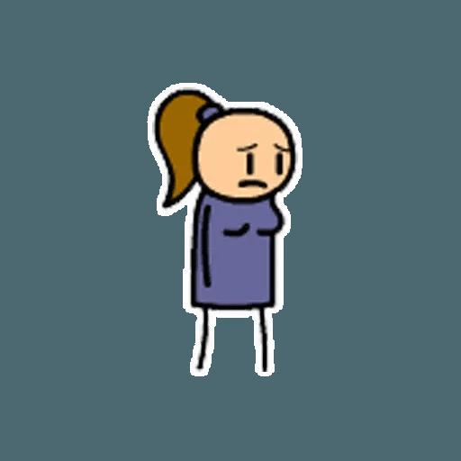Цианид и счастье - Sticker 20
