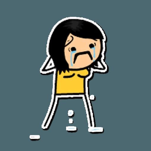 Цианид и счастье - Sticker 26