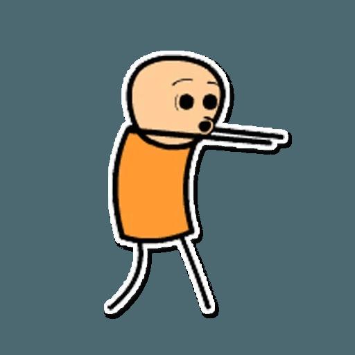 Цианид и счастье - Sticker 8