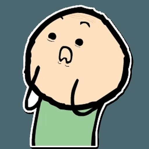 Цианид и счастье - Sticker 29