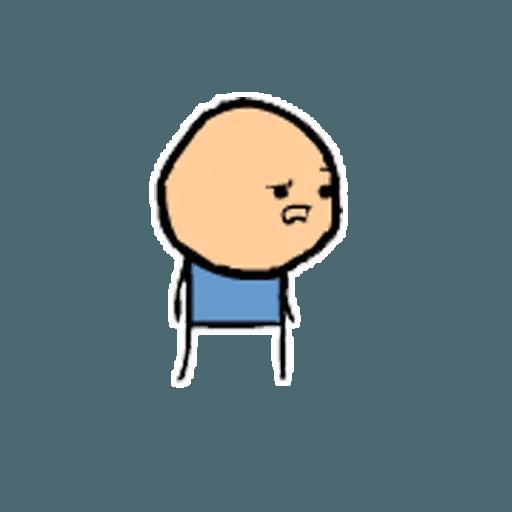 Цианид и счастье - Sticker 16