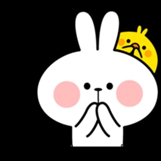 Rabbit - Sticker 12